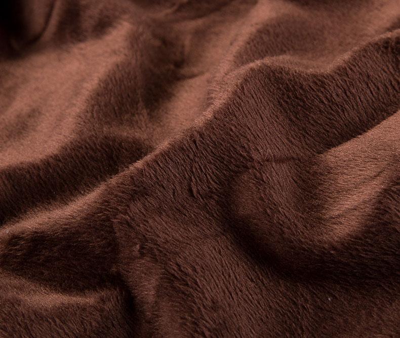 Ga lông cừu Kyoryo nâu 1m8x2m 2